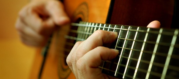 public domain Acoustic Guitar Music