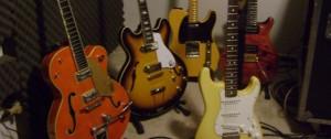 Geoff Hurley guitars