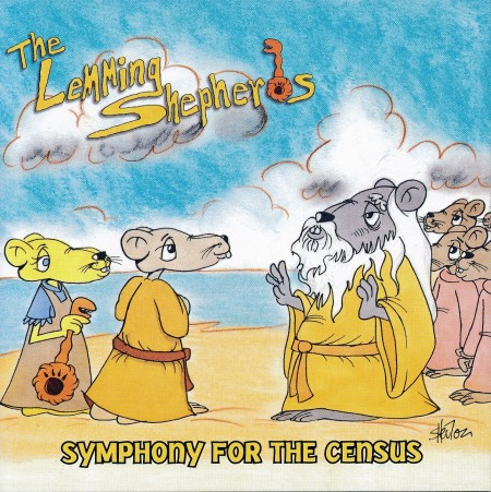 the Lemming Shepherds CD - Symphony for the Census